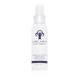 Blueberry and White Tea Hydrating Mist by Circadia by Dr. Pugliese