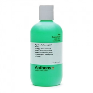 Body Cleansing Gel Eucalyptus-Mint by Anthony