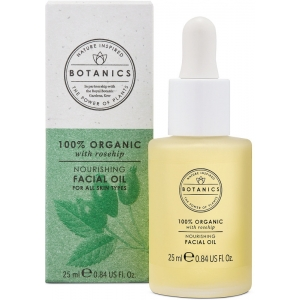 Botanics 100% Organic Nourishing Facial Oil by Boots