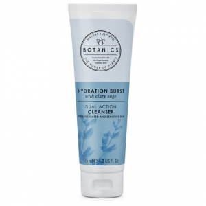 Botanics Hydration Burst Dual Action Cleanser by Boots