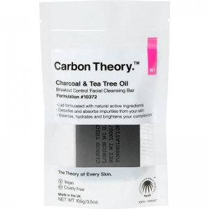 Breakout Control Facial Cleansing Bar by Carbon Theory