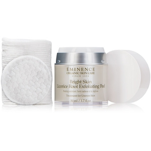 Bright Skin Licorice Root Exfoliating Peel by Éminence Organic Skin Care