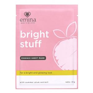 Bright Stuff Essence - Sheet Mask by Emina