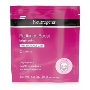 Radiance Boost Brightening 100% Hydrogel Mask by Neutrogena