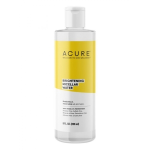 Brightening Micellar Water by Acure