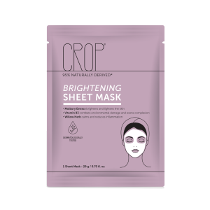 Brightening Sheet Mask by Crop Natural
