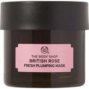 British Rose Fresh Plumping Mask by The Body Shop