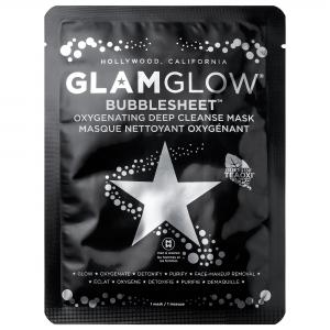 Bubblesheet Oxygenating Deep Cleanse Mask by GlamGlow