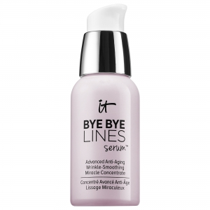 Bye Bye Lines Serum Advanced Anti-Aging Wrinkle-Smoothing Miracle Concentrate by IT Cosmetics