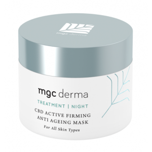 CBD Active Firming Anti-Ageing Mask, All Skin Types by MGC Derma