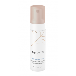 CBD Neck & Decollete Recovery Serum, All Skin Types by MGC Derma