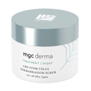 CBD Stem Cells Dermabrasion Scrub, All Skin Types by MGC Derma