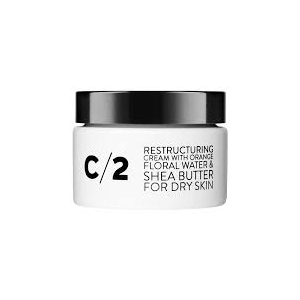 C/2 Restructuring Cream with Orange Floral Water & Shea Butter by Cosmydor