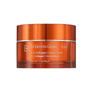 C + Collagen Deep Cream by Dr. Dennis Gross Skincare