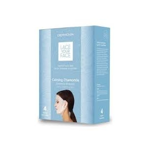 Calming Chamomile Shapewear Facial Mask by Dermovia