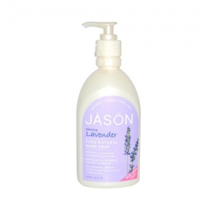 Calming Lavender Pure Natural Hand Soap by Jason Natural