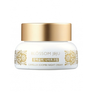 Camellia Soombi Night Cream by Blossom Jeju