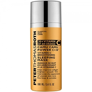 Camu Camu Power C x 30 Vitamin C Brightening Sleeping Mask by Peter Thomas Roth