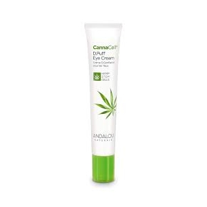 CannaCell D.Puff Eye Cream by Andalou Naturals