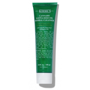 Cannabis Sativa Seed Oil Cleanser by Kiehl's