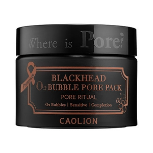 Premium Blackhead O2 Bubble Pore Pack by Caolion