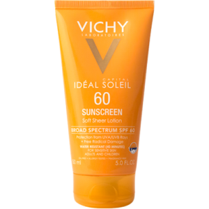 Capital Soleil SPF 60 Soft Sheer Sunscreen Lotion by Vichy