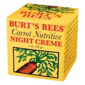 Carrot Nutritive Night Creme by Burt's Bees