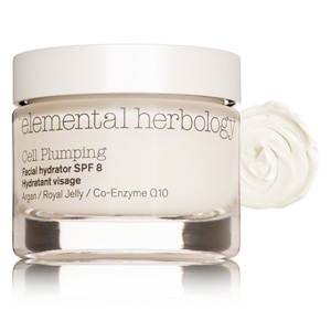 Cell Plumping Facial Hydrator SPF 8 by Elemental Herbology