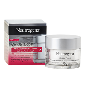 Cellular Boost Anti-Ageing Night Cream by Neutrogena