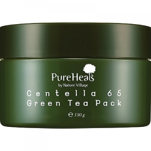 Centella 65 Green Tea Pack by PureHeals