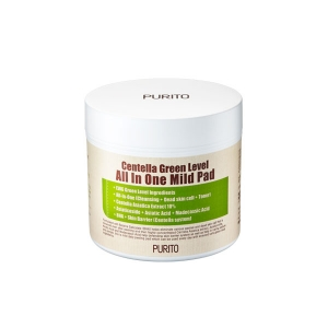 Centella Green Level All In One Mild Pad by Purito