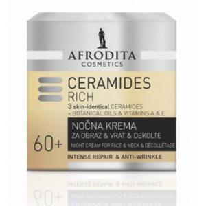 Ceramides Rich Night Cream by Afrodita Cosmetics