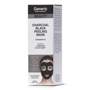 Charcoal Black Peeling Mask by Generic Value Products (GVP by Sally Beauty)