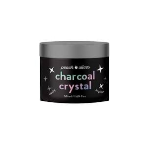 Charcoal Crystal Clarifying Shimmer Peel-Off Mask by Peach Slices