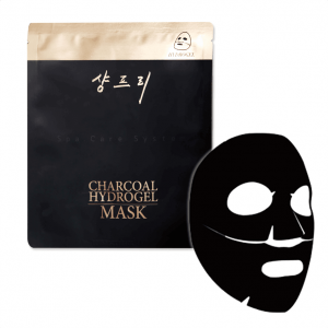 Charcoal Hydrogel Mask by Shangpree