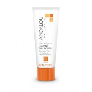 Chia Omega + C Radiant Skin Polish by Andalou Naturals