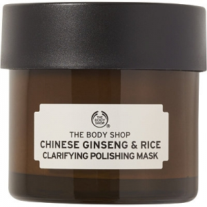 Chinese Ginseng & Rice Clarifying Polishing Mask by The Body Shop