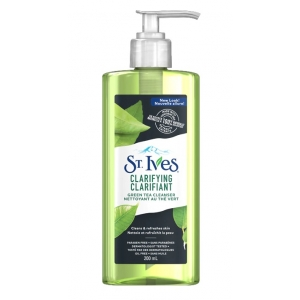 Clarifying - Green Tea Cleanser by St. Ives