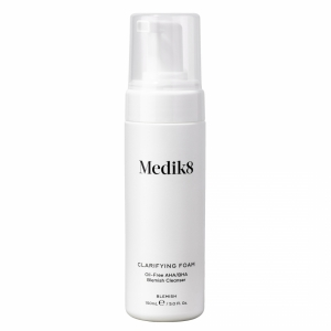 Clarifying Foam - Oil-Free AHA/BHA Blemish Cleanser by Medik8