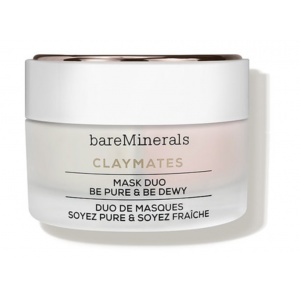 Claymates Mask Duo Be Pure & Be Dewy (Be Dewy) by bareMinerals