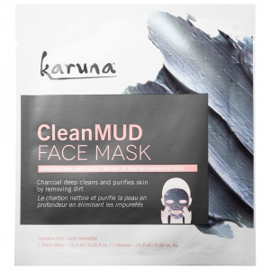 CleanMud Charcoal Face Mask by Karuna