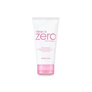 Clean It Zero Foam Cleanser by Banila Co.