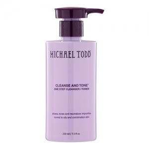 Cleanse and Tone One Step Cleanser/Toner by Michael Todd