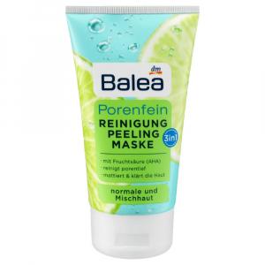 Cleansing Gel 3in1 Face Scrub Mask by Balea