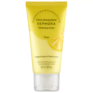 Cleansing & Exfoliating Cleansing Cream - Yuzu - Revitalizing & Toning by Sephora Collection