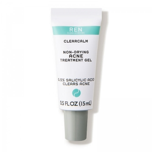 ClearCalm Non-Drying Acne Treatment Gel by REN