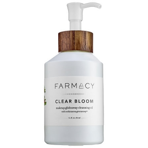 Clear Bloom Makeup Glideaway Cleansing Oil by Farmacy