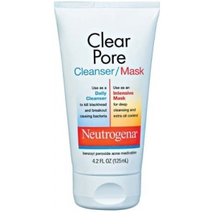 Clear Pore Cleanser/Mask by Neutrogena