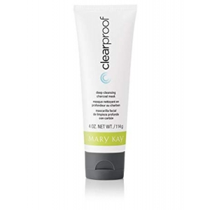 Clear Proof Deep Cleansing Charcoal Mask by Mary Kay