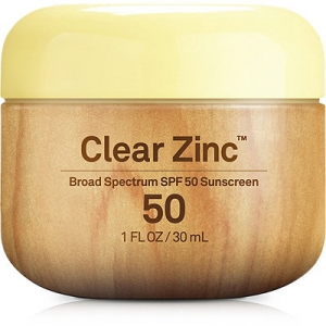 SPF 50 Clear Zinc by Sun Bum